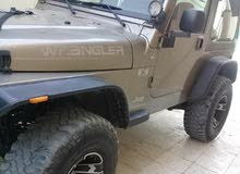 Used condition Jeep Wrangler 2006 with 0 km mileage