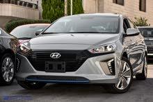 2018 Hyundai Ioniq Hybrid - Silver