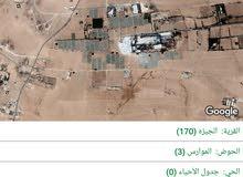 قطعتين ارض للبيع دونم + دونم في الجيزة الموارس صناعي بسعر مغري عتلة
