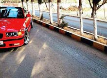 Red BMW 320 1995 for sale