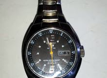 ساعة سيكو جديد قيمتها الاصلية 270دولار.