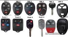 أخصائي عمل مفاتيح وريموتات بصمة وعادي  مفاتيح إلكترونية فتح سيارات .........