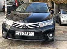 Gasoline Fuel/Power   Toyota Corolla 2015