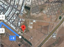 للبيع ارض 456 م صناعات حرفيه شارع الميه