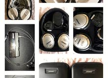 Bose, Focal and AKG headphones plus Earphone