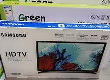 شاشات سامسونج Samsung حجم 32 بوصه فقط (125) دينار