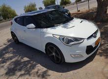 Hyundai Veloster 2013 For sale - White color