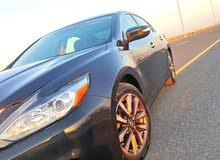 Nissan Altima 2017 For sale - Grey color
