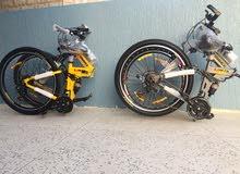 قواري همر folding bike
