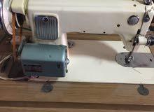 ماكينة خياطة نوع جنرال مستعمل شغاله 100٪