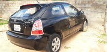 Black Hyundai Accent 2010 for sale