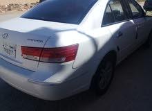 Hyundai Sonata 2009 For sale - White color
