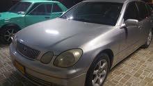 1 - 9,999 km Lexus GS 2001 for sale