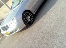 Grey Mercedes Benz E 320 2003 for sale