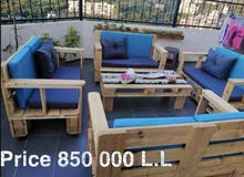 outdoor wood sets