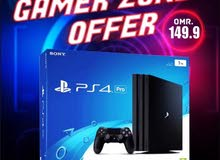 PlayStation 4 pro 1 TB now in killer offer at gamerzone