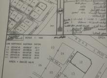 ارض للبيع في حي التراث 12 - نزوى