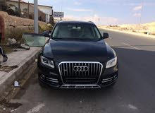 Automatic Audi 2014 for sale - Used - Amman city