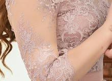 فستان خطبة ملبوس لبسة وحدة