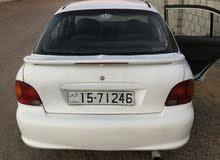 White Hyundai Accent 1995 for sale