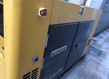 مولد كهرباء مستخدم في مقام الجديد 25 كيلو كما هو موضح في الصور