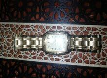 ساعة يدوية ميكانيكية تعمل جيدا من نوع Citizen قديمة مطلية بالذهب