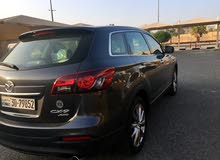 Gasoline Fuel/Power   Mazda CX-9 2015