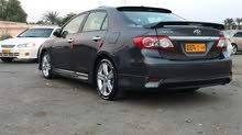 تويوتا كورولا S 2013 للبيع او للبدل مع الي يناسب