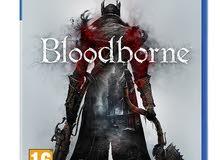 مطلوب لعبة blood borne