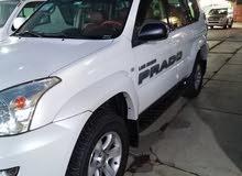 White Toyota Prado 2007 for sale