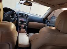+200,000 km Lexus IS 2008 for sale