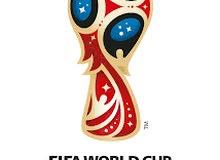 تذكرتين إلى كأس العالم لمباريات نهائيات الربع