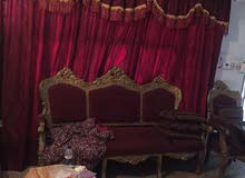 تخم قنفات رئاسي10 مقاعد خشب زان عراقي