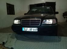 Mercedes Benz C 180 2000 For sale - Green color