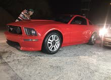 For sale 2007 Red Mustang
