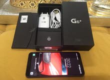 LG G6 Plus Black on Black Dual Sim 128GB Totally New