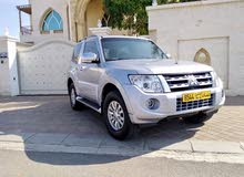 Pajero sport 2014 with full service history