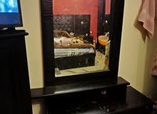 غرفة نوم مستعمله للبيع بحاله جيده