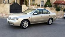 +200,000 km Nissan Sunny 2006 for sale