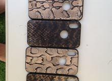 لأصحاب ال iphone X أكمل تميز جوالك بغطاء من جلد الثعبان الاصلي