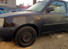Manual Nissan 2001 for sale - Used - Tripoli city