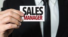 مدير مبيعات وتسويق في مجال المعدات الطبية
