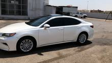 Automatic White Lexus 2016 for sale