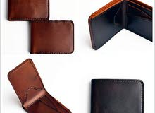 محفظة رجالية الاصلية ليدر