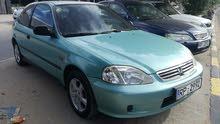 Gasoline Fuel/Power   Honda Civic 2000