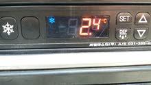 لخدمات النقل ثلاجه هونداي + شاحنه اتكو 6 متر .