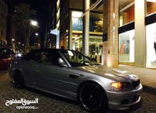 For sale BMW e46 car in Amman