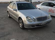 Gasoline Fuel/Power   Mercedes Benz E 240 2003
