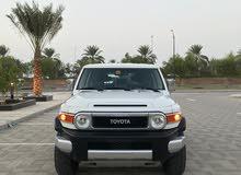 Toyota FJ Cruiser 2011 For sale - White color