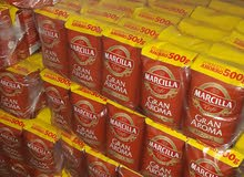 قهوة نص كيلو 10 .500